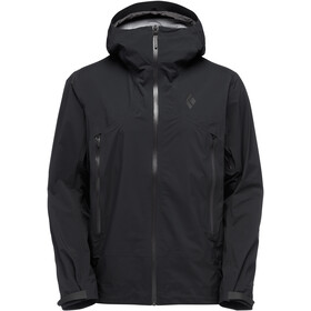 Black Diamond Helio Active Shell Jacke Herren black
